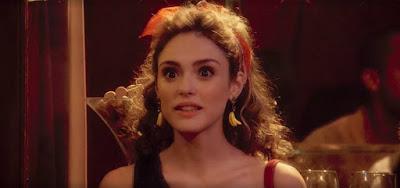 Manu (Isabelle Drummond) conseguirá ter um programa de TV e voltará a ser famosa em Verão 90