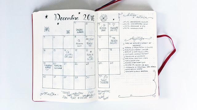 bullet-journal-décembre-calendex