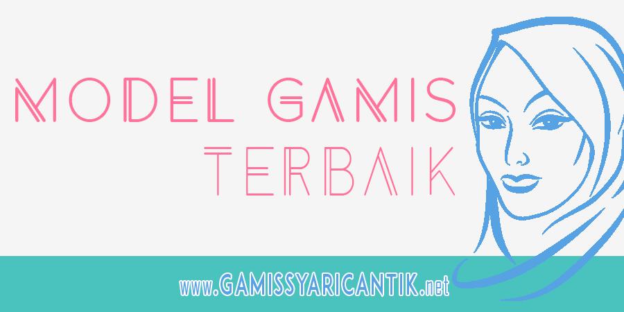 model gamis