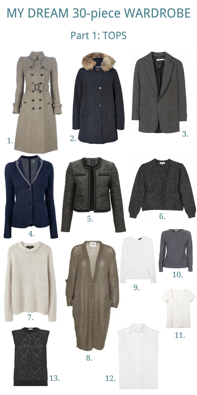 Puukengät: 30 Pieces Will Do For Your Wardrobe