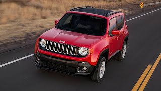The Top Gear car review: Jeep Renegade