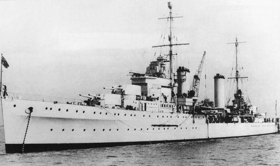 19 July 1940 worldwartwo.filminspector.com HMAS Sydney
