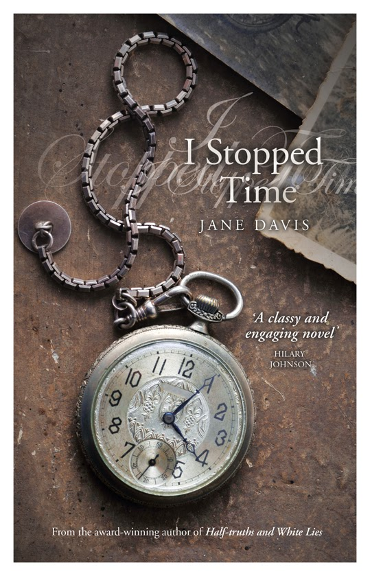 http://www.amazon.com/Stopped-Time-Historical-Novel-ebook/dp/B00ARWFPTW