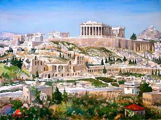 Αποτέλεσμα εικόνας για Η Ιστορία της Αρχαίας Αθήνας... Ο Μύθος