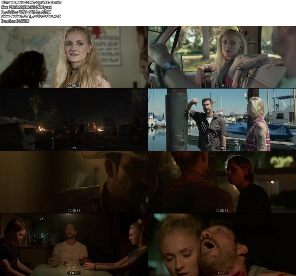 Josie 2017 WEB-DL 720p | 300MB 480p | 150MB HEVC Screenshot