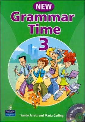 New Grammar Time 3 - Sandy Jervis and Maria Carling