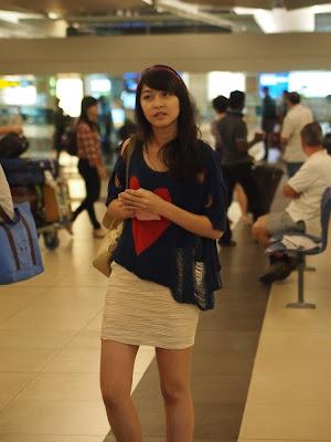 BERBAGI ILMU: Galeri dan Profil Lengkap Jessica Veranda JKT 48