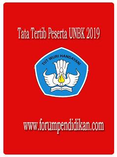 Tata Tertib Peserta UNBK 2019