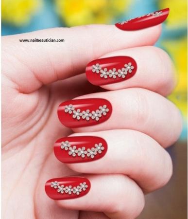 Nail Beautician Nail Art Designs For Weddings
