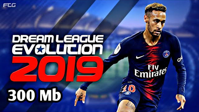 Dream League Evolution 2019 Android Offline 300 MB Best Graphics HD