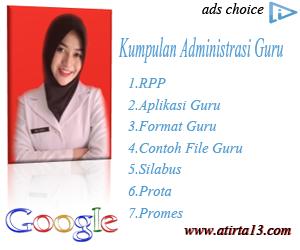 [Download] Contoh Format Administrasi Guru lengkap