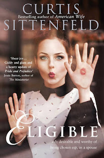 Book cover: Eligible by Curtis Sittenfeld