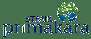 logo stmik primakara