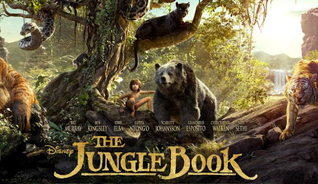 Download Film Terbaru The jungle Book (2016) Subtitle Indonesia