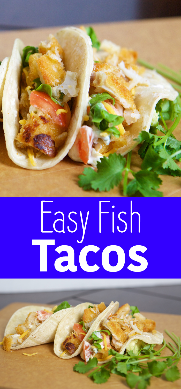 Emmy mom one day at a time crispy fish tacos for Fish tacos recipe easy