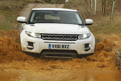 Range Rover Evoque vs. Mini Countryman