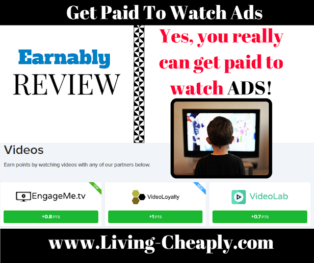 Earnably Review - Get Paid To Watch Ads