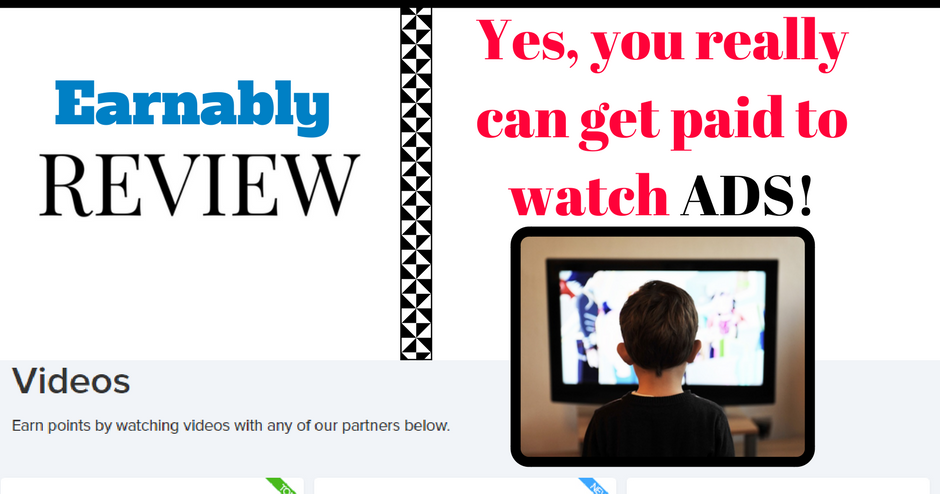 earnably review get paid to watch ads living cheaply