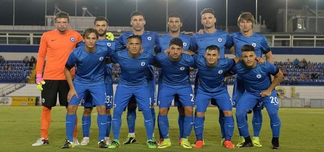 Η αποστολή των ποδοσφαιριστών του Ατρομήτου για τον εκτός έδρας αγώνα με τον ΠΑΣ Γιάννινα