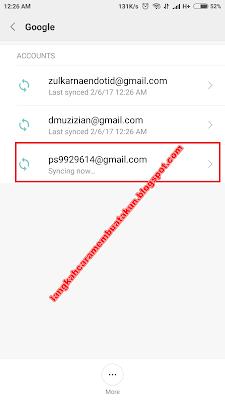 Cara Menghapus Akun Google Di Play Store | Keluar Akun Google