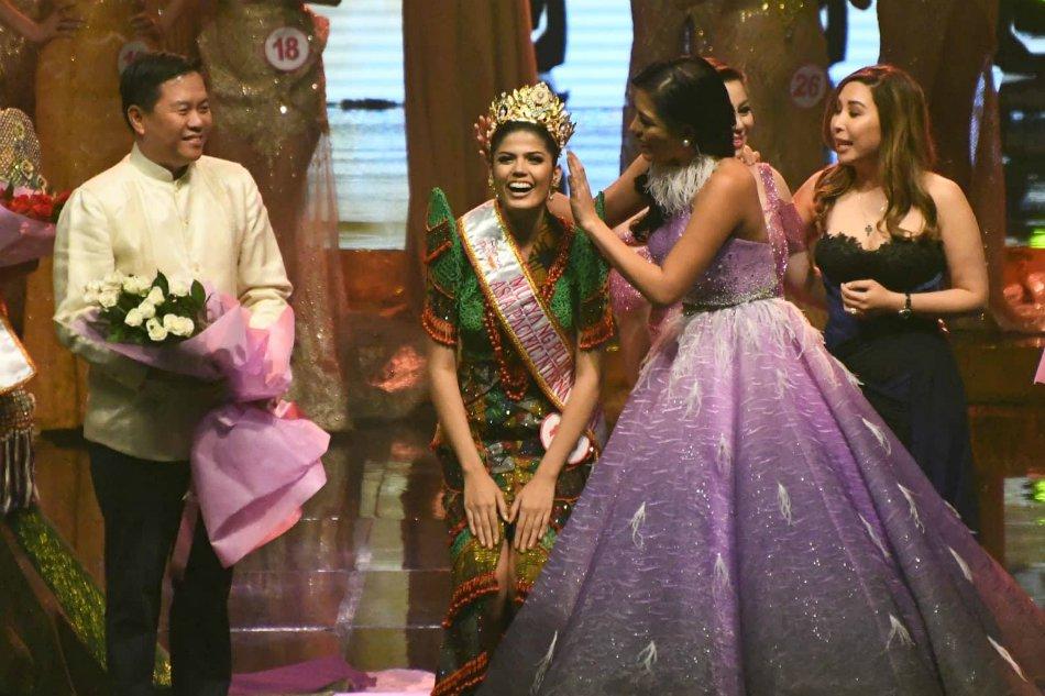 mutya ng pilipinas 2018 winner Sharifa Areef Mohammad Omar Akeel