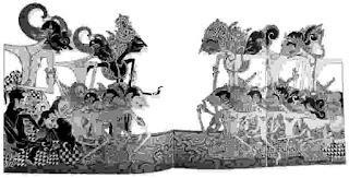Tokoh Kresna, Pandawa Lima dan Punakawan