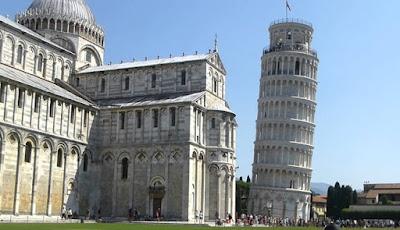 Mengapa Menara Miring Pisa Tidak Ambruk Meski Berumur 500 Tahun?