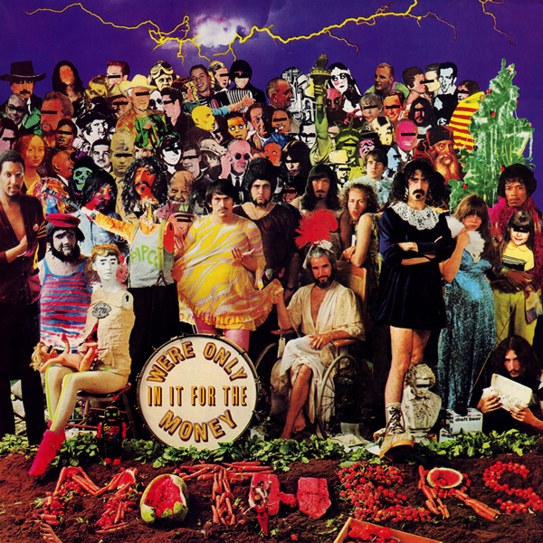 Frank Zappa: We're only in it for the money