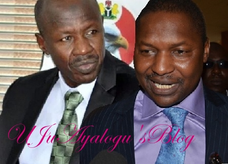 EFCC Corruption Cases Against 'Sacred Cows': Justice Minister, Magu Face-off Messier
