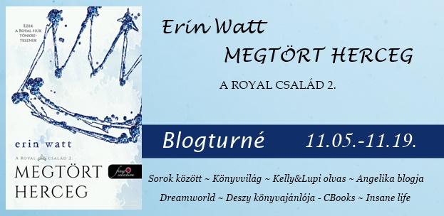 Erin Watt: Megtort herceg