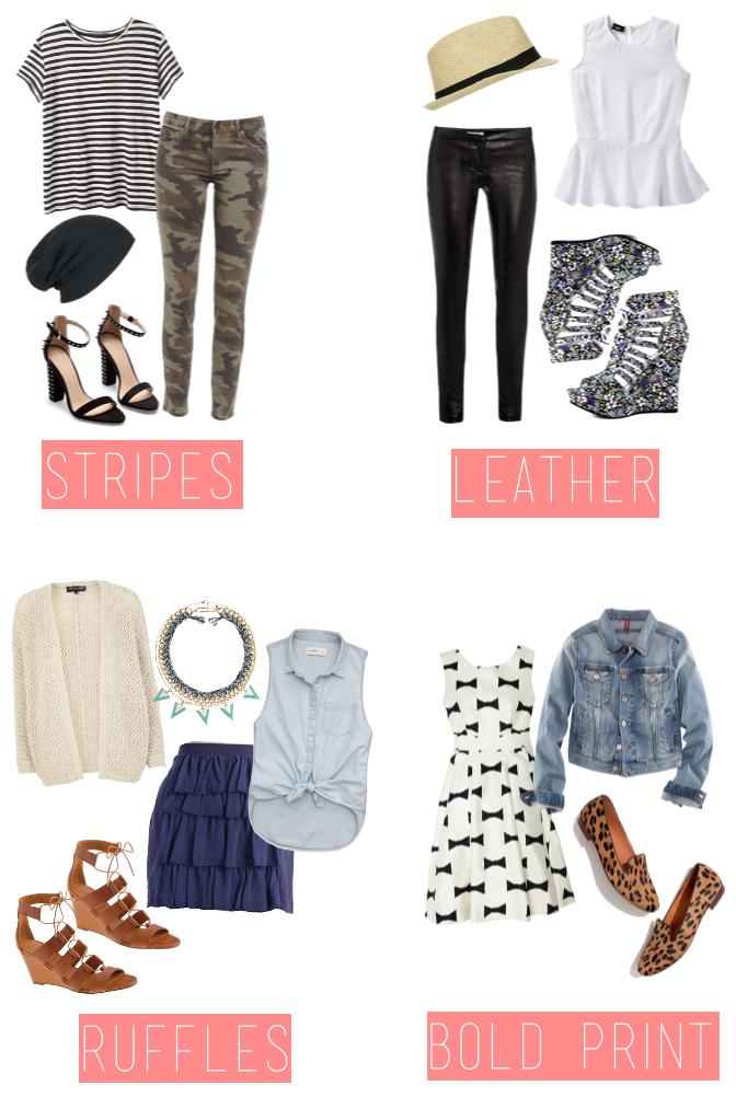 546ef556e29 Joyful Outfits  Four Spring Outfit Ideas (2013)