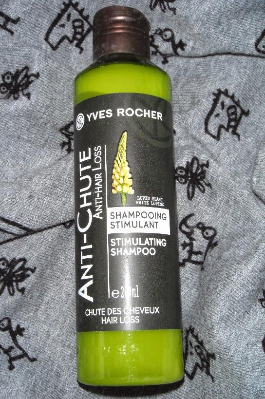 yves rocher szampon stymulujący przeciw wypadaniu włosów