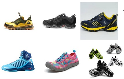 Shoes for Outdoor Sports