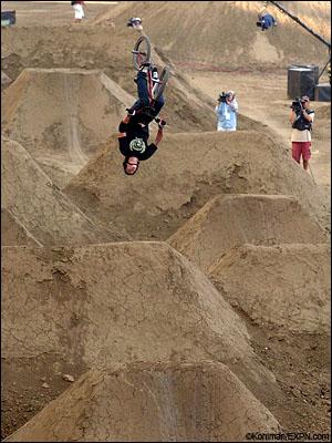 The BMX BLOG Juli 2012X Games Bmx Dirt