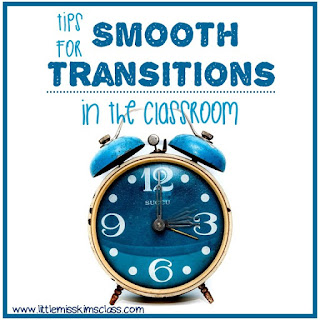Tips for Transitions in Special Education
