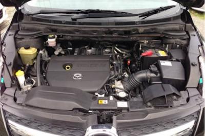 Foto Mesin Mazda 8