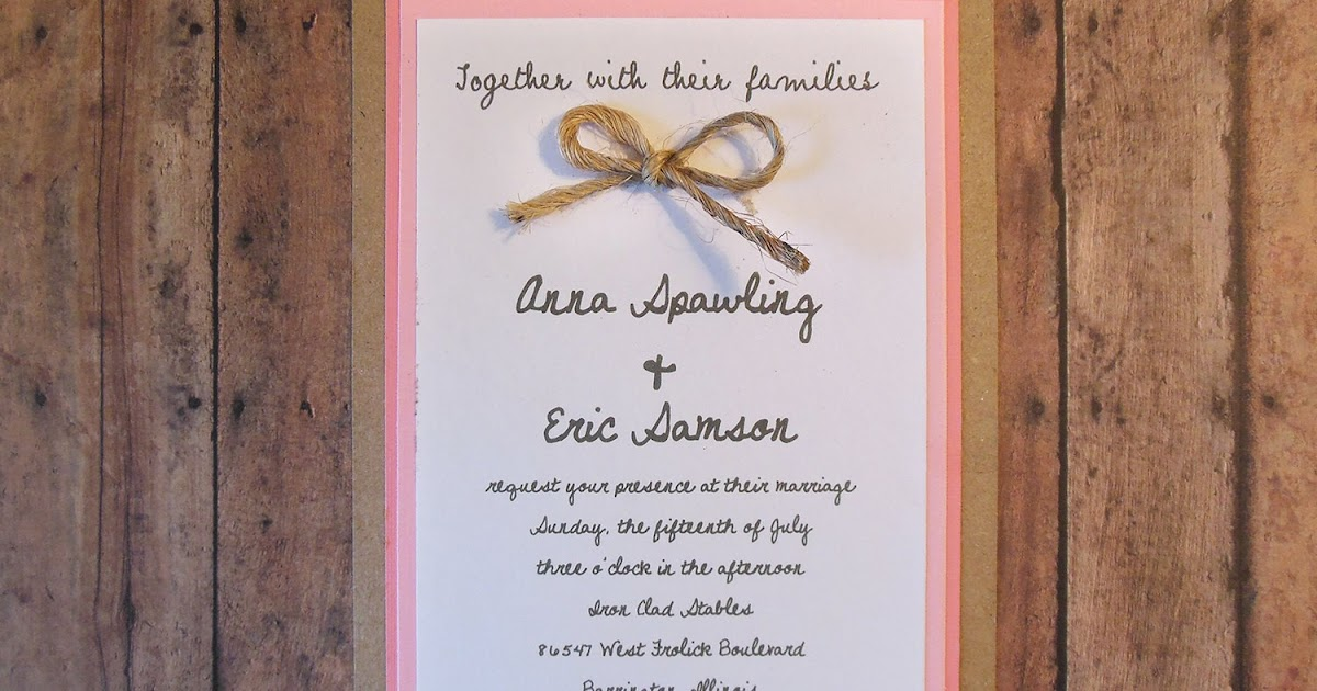 Purple Wedding Invitations wedding invitation kits