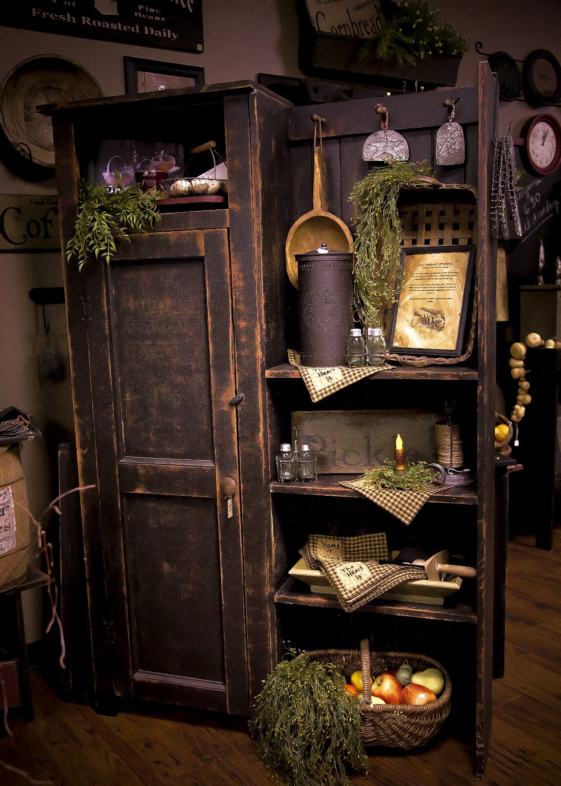 Granny Magic Witch S Pantry And Garden On Pinterest