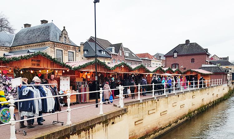 Marché de Noël à Valkenburg