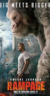 Rampage First Look Poster