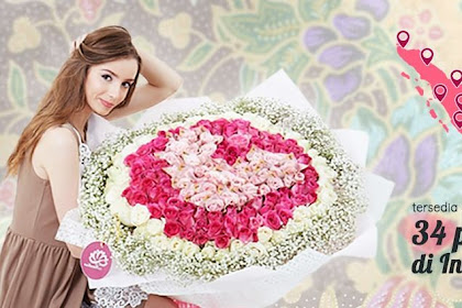 Toko Bunga Bogor Paling Komplit dan Terpercaya