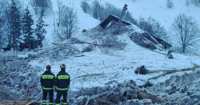 Anniversario valanga Rigopiano, geologi: importante ascoltare esperti prima delle tragedie