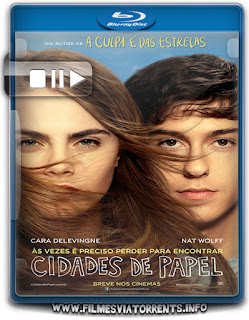 Cidades de Papel Torrent - BluRay Rip 720p | 1080p Dual Áudio 5.1