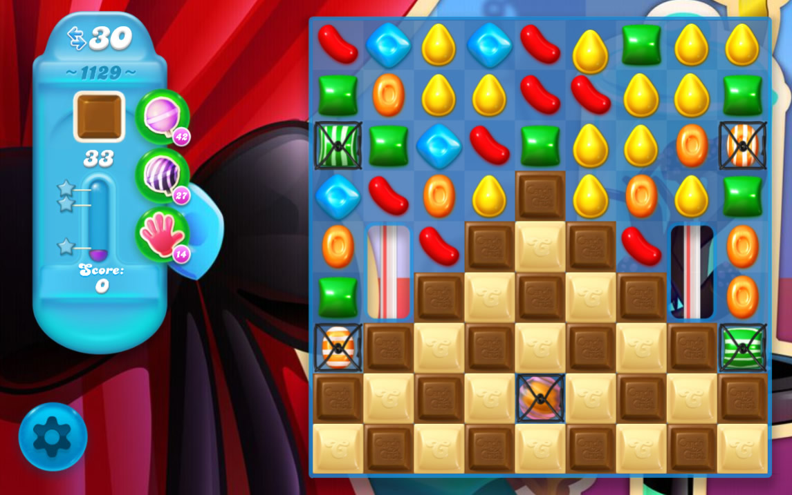 Candy Crush Soda Saga 1129