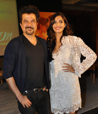 Instamag-Anyone can be Sonam Kapoor: Anil Kapoor