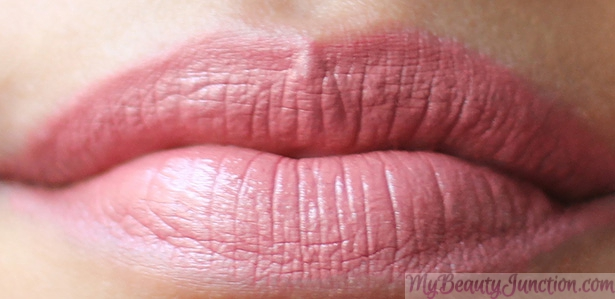 NARS Audacious Lipsticks review, swatches: Jane, Natalie, Anita