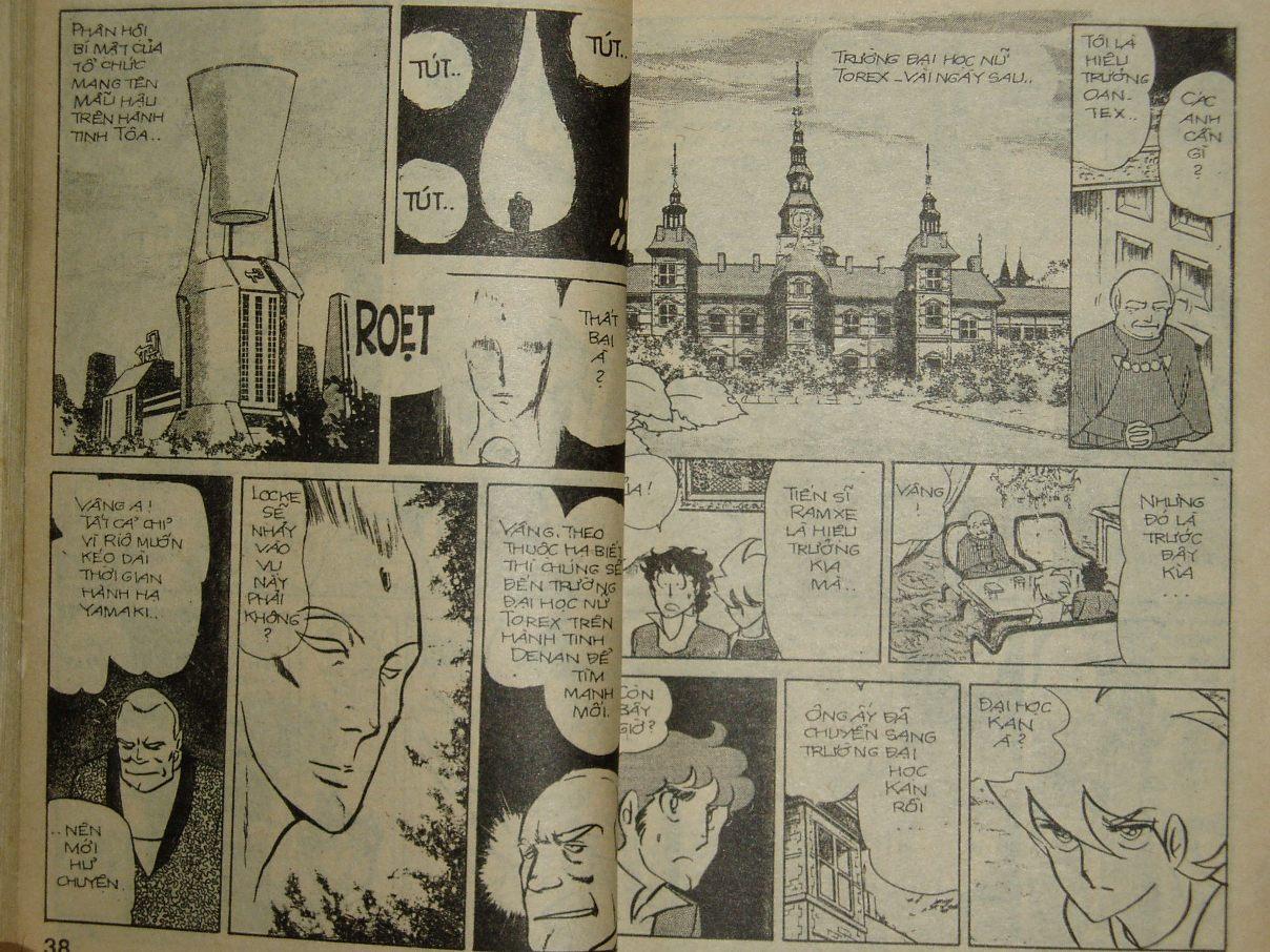 Siêu nhân Locke vol 05 trang 19