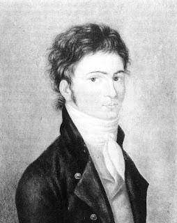 Ludwig van Beethoven, em 1801