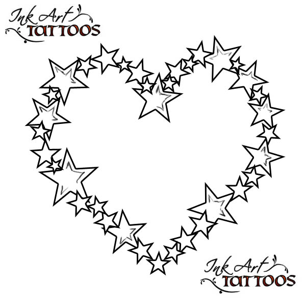 Heart Tattoo Photos Ideas Images Pictures |Tattoos Photos ...