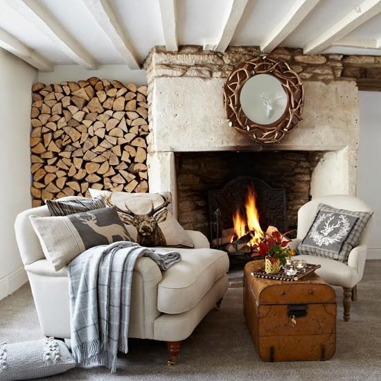 scandinavian-swedish-style-christmas-decor-tree-beautiful-room-firewood-fireplace